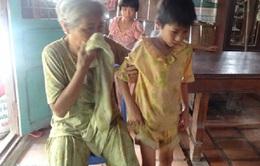 3 chị em mồ côi mong nhận được sẻ chia