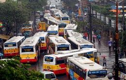 Trợ giá vé xe buýt Hà Nội: Nơi có, nơi không!