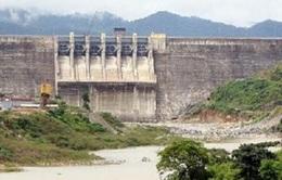Động đất 3,8 độ richter tại khu vực thuỷ điện Sông Tranh 2