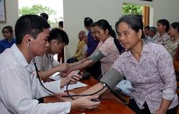 Khám, chữa bệnh miễn phí tại xã Khánh Thượng, Ninh Bình