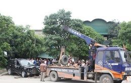 Nghệ An: Tai nạn giao thông nghiêm trọng, 2 người chết