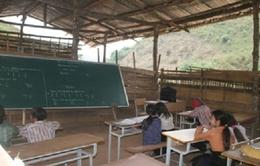 Khó khăn giáo dục vùng cao Quảng Bình