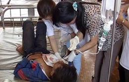 Thêm 1 học sinh nguy kịch trong vụ nổ đầu đạn tại Đăk Nông