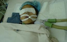 Suy đa tạng, bé gái 12 tuổi hết sức nguy kịch