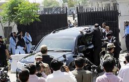 Pakistan: Cựu Tổng thống Pervez Musharraf bị quản thúc tại gia