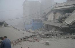 Động đất tại Trung Quốc, ít nhất 56 người chết