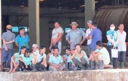 3 công nhân chết thảm trong hồ nước thải