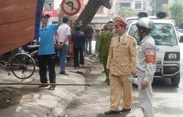 Hà Nội ra quân xử lý vi phạm trật tự đô thị