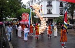 Bế mạc Festival nghề truyền thống Huế năm 2013