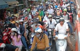 Sau nghỉ lễ, người dân đổ về thành phố tăng đột biến