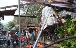 Mưa lớn, gió lốc gây thiệt hại nặng tại Lai Châu