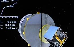 Thu thành công ảnh vệ tinh từ VNREDSat-1
