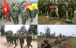 Tái khởi động chương trình Học kỳ quân đội
