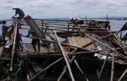 Quảng Trị thiệt hại nặng do giông lốc