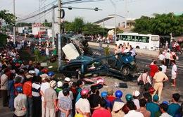 Nguyên nhân vụ TNGT làm 6 người chết tại Long An