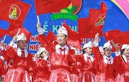 Kỷ niệm 72 năm ngày thành lập Đội TNTP Hồ Chí Minh