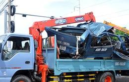 Khởi tố bị can, bắt tạm giam lái xe gây tai nạn ở Long An