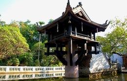 Yêu cầu không xây mới công trình ở di tích chùa Một Cột