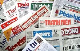 Công bố Quy chế mới cung cấp thông tin cho báo chí