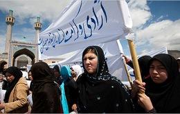 Afghanistan: Luật bảo vệ phụ nữ chưa được thông qua