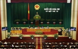Hôm nay (20/5), khai mạc kỳ họp thứ 5 Quốc hội khóa XIII