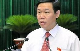 Quốc hội phê chuẩn miễn nhiệm Bộ trưởng Tài chính