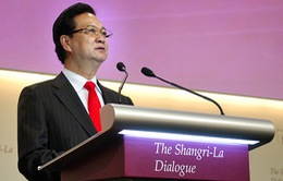 Thủ tướng kết thúc tốt đẹp dự Đối thoại Shangri-La 2013