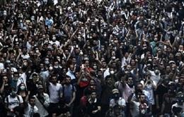 Thổ Nhĩ Kỳ: Người biểu tình tấn công văn phòng Thủ tướng
