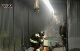 Nga: Cháy lớn chợ thành phố Tolyachi