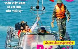 TCTH tặng ấn phẩm đặc biệt cho lực lượng Hải quân