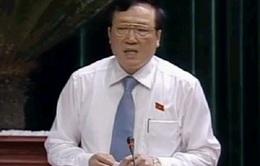 Viện trưởng VKSND Tối cao trả lời chất vấn