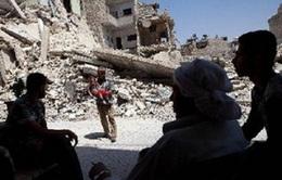 Syria: Mỹ dối trá về vũ khí hóa học