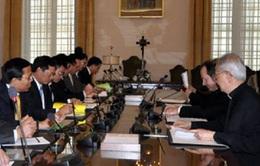 Quan hệ Việt Nam và Tòa thánh Vatican tiến triển tích cực