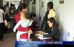 TTCE lập kỉ lục về số lượng khám sàng lọc tại Điện Biên