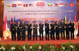 Khai mạc Hội nghị SOMTC 13 tại Đà Nẵng