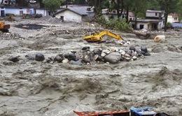 Hơn 100 người chết vì lũ ở Ấn Độ