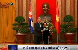 Phó Chủ tịch Cuba thăm hữu nghị Việt Nam