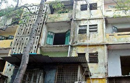 Hà Nội: Yêu cầu kiểm định mức độ nguy hiểm tại 2 chung cư cũ