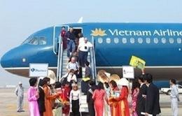 Vietnam Airlines mở 2 đường bay quốc tế mới