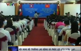 Hội nghị Bộ trưởng Lao động và Phúc lợi xã hội Việt Nam - Lào