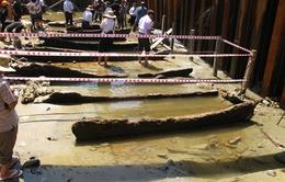 Quảng Ngãi: Phát lộ tàu chở cổ vật bị đắm