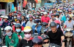 TP.HCM chưa thu phí đường bộ xe máy trong năm nay