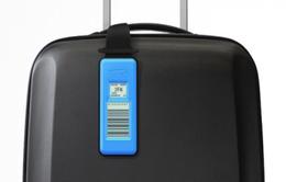 Thử nghiệm thẻ hành lý điện tử tại Anh