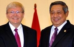 Tân Thủ tướng Australia thăm Indonesia