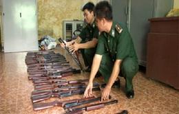 Phát hiện vụ buôn lậu súng hơi số lượng lớn vào Việt Nam