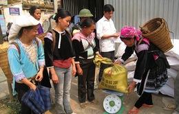 Hỗ trợ hơn 1.300 tấn gạo cho Nghệ An và Lào Cai