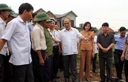 Chủ tịch Quốc hội làm việc tại Ninh Bình