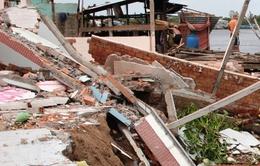 Giông lốc gây thiệt hại nghiêm trọng tại Cần Thơ, Cà Mau