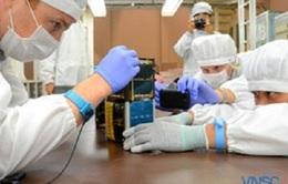 Vệ tinh siêu nhỏ Việt sắp được phóng lên vũ trụ