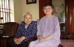 Cảm động 2 bà vợ liệt sĩ, gần 50 năm gắn bó với nhau
